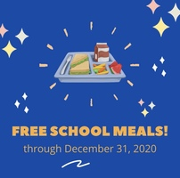 The RSU 50 School District offers FREE MEALS, breakfast & lunch to ALL Students PK -12