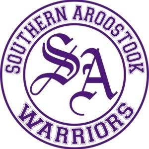 So. Aroostook Warriors Logo