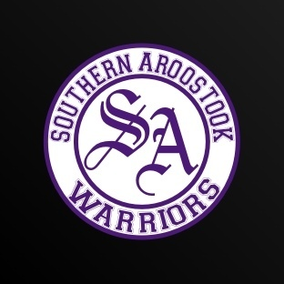 Southern Aroostook Warriors Logo