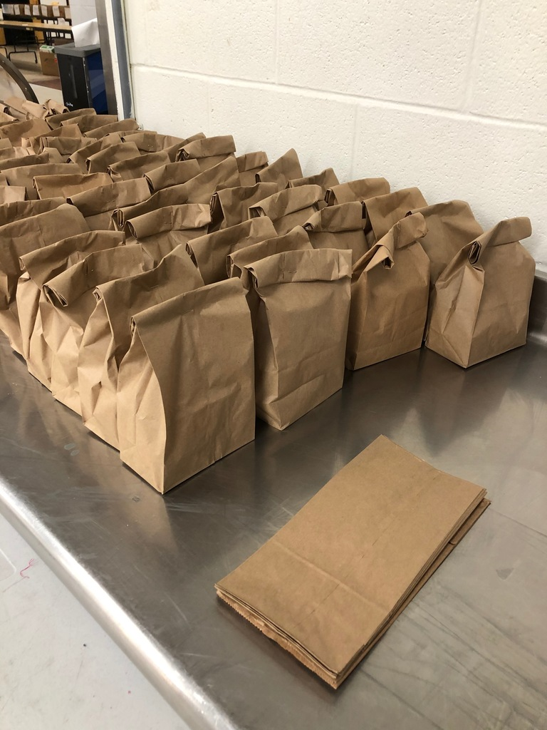 Bags of Lunches